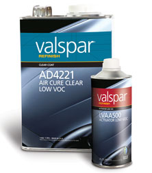 Product Can Shot of AD4221 Air Cure Clear Low VOC
